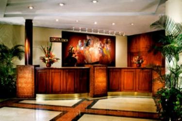 Hotel Sheraton Libertador: Réception BUENOS AIRES