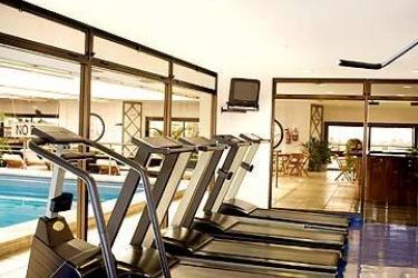 Hotel Sheraton Libertador: Salle de Gym BUENOS AIRES
