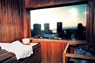 Hotel Sheraton Libertador: Sauna BUENOS AIRES