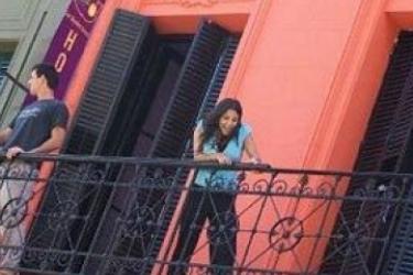 Downtown Mate Hostels: Véranda BUENOS AIRES