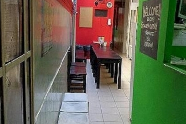 Downtown Mate Hostels: Indoor Bar BUENOS AIRES