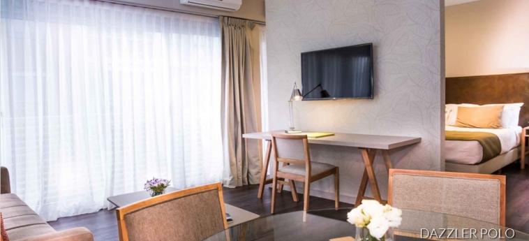 Hotel Dazzler Polo: Facade BUENOS AIRES