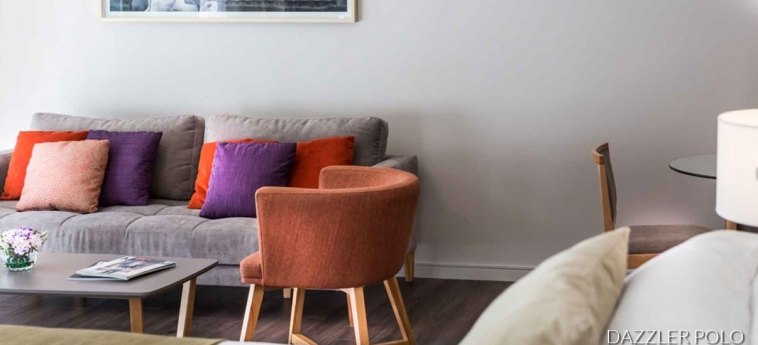 Hotel Dazzler Polo: Living area BUENOS AIRES