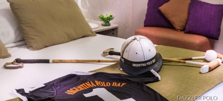 Hotel Dazzler Polo: Putting Green BUENOS AIRES