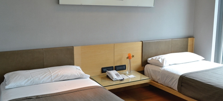 Hotel  Ricana Center Ba: Chambre jumeau BUENOS AIRES