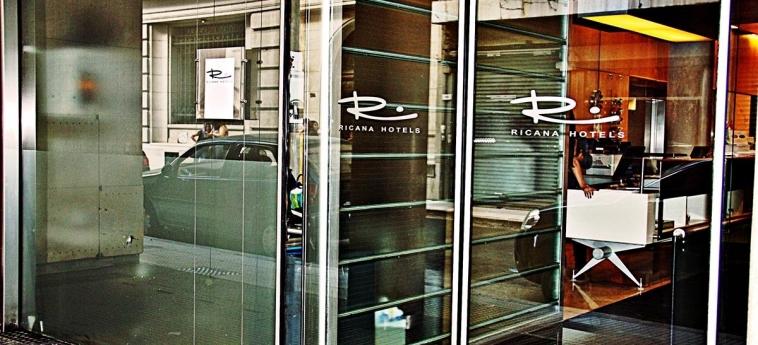 Hotel  Ricana Center Ba: Entrée BUENOS AIRES