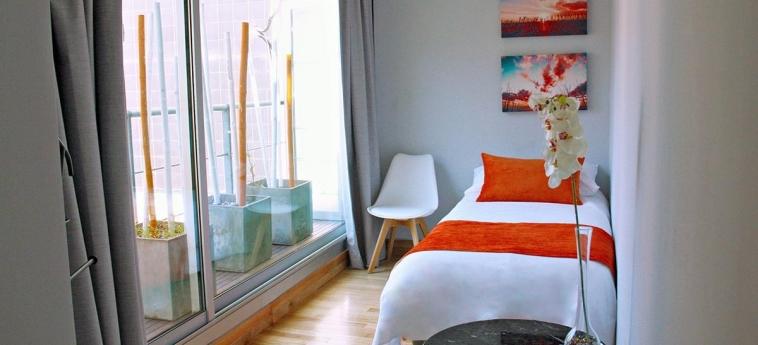 Hotel  Ricana Center Ba: Schlafzimmer BUENOS AIRES