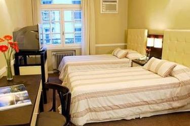 Hotel Ulises Recoleta Suites: Guest Room BUENOS AIRES