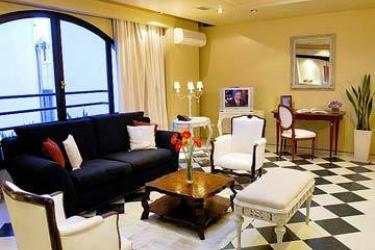 Hotel Ulises Recoleta Suites: Living Room BUENOS AIRES