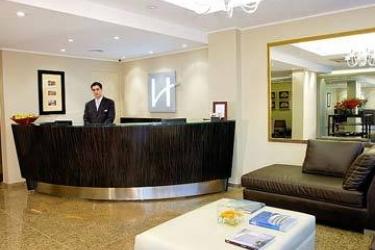 Hotel Ulises Recoleta Suites: Reception BUENOS AIRES