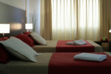 Arenales Apart Hotel: Doppelzimmer - Twin BUENOS AIRES