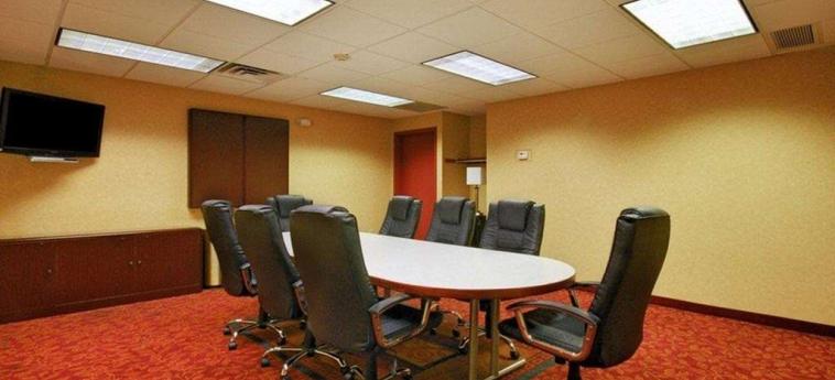 Hotel Comfort Suites Buffalo Airport: Sala Reuniones BUFFALO (NY)
