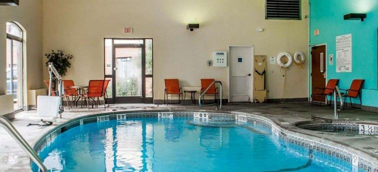 Hotel Comfort Suites Buffalo Airport: Swimming Pool BUFFALO (NY)