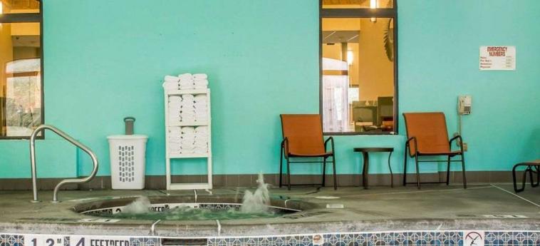 Hotel Comfort Suites Buffalo Airport: Piscina BUFFALO (NY)