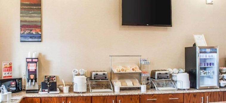 Hotel Comfort Suites Buffalo Airport: Ristorante BUFFALO (NY)