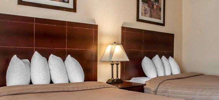 Hotel Quality Inn Airport: Detalle del hotel BUFFALO (NY)