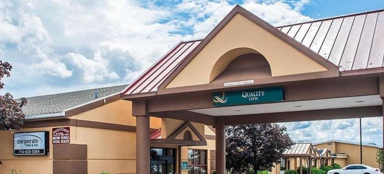 Hotel Quality Inn Airport: Exterior BUFFALO (NY)