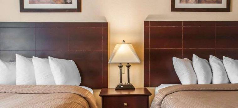 Hotel Quality Inn Airport: Habitación de huéspedes BUFFALO (NY)