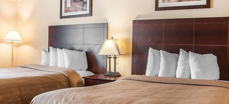 Hotel Quality Inn Airport: Habitaciòn BUFFALO (NY)