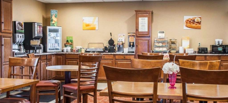 Hotel Quality Inn Airport: Restaurante BUFFALO (NY)