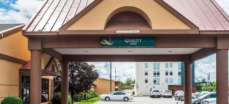 Hotel Quality Inn Airport: Außen BUFFALO (NY)