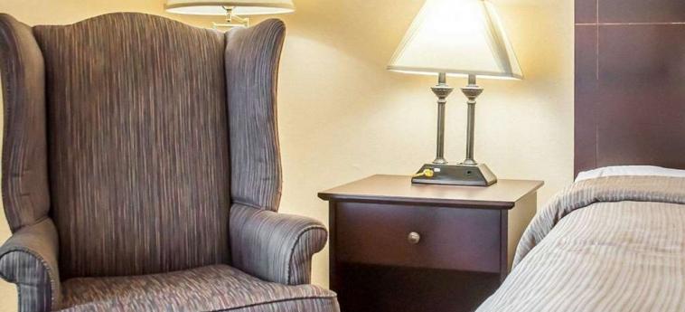 Hotel Quality Inn Airport: Gastzimmer Blick BUFFALO (NY)
