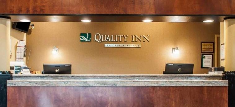 Hotel Quality Inn Airport: Lobby BUFFALO (NY)