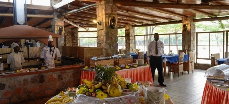 Hotel Club Du Lac Tanganyika: Estudio BUJUMBURA