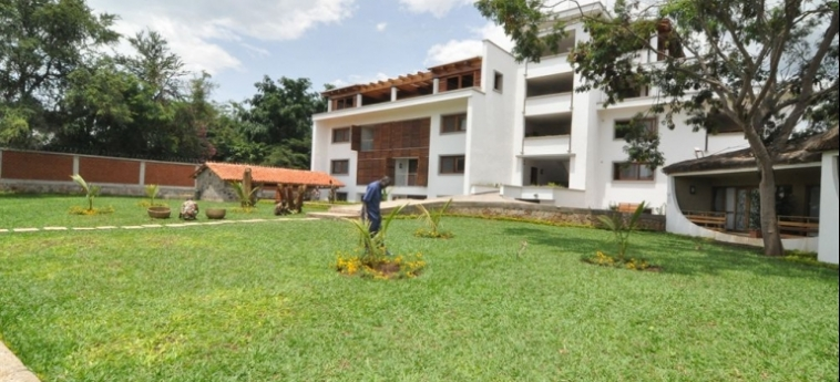 Hotel Club Du Lac Tanganyika: Relajaciòn BUJUMBURA