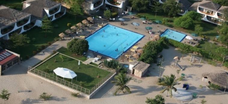 Hotel Club Du Lac Tanganyika: Cantina BUJUMBURA