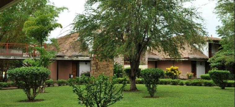 Hotel Club Du Lac Tanganyika: Teatro BUJUMBURA