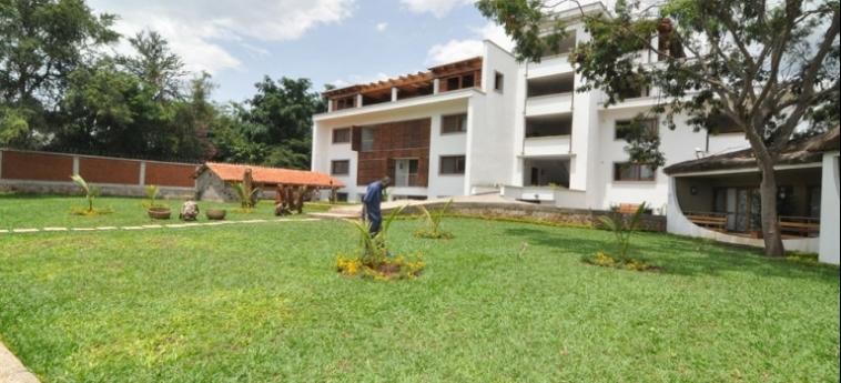 Hotel Club Du Lac Tanganyika: Détente BUJUMBURA