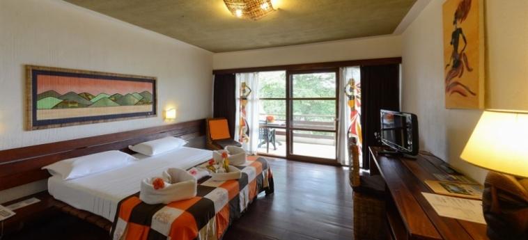 Hotel Club Du Lac Tanganyika: Eingang BUJUMBURA