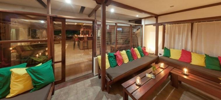 Hotel Club Du Lac Tanganyika: Zimmer Junior Suite BUJUMBURA