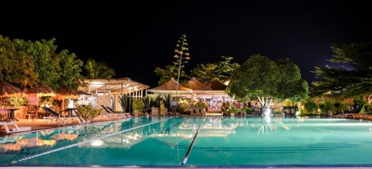 Hotel Club Du Lac Tanganyika: Casino BUJUMBURA