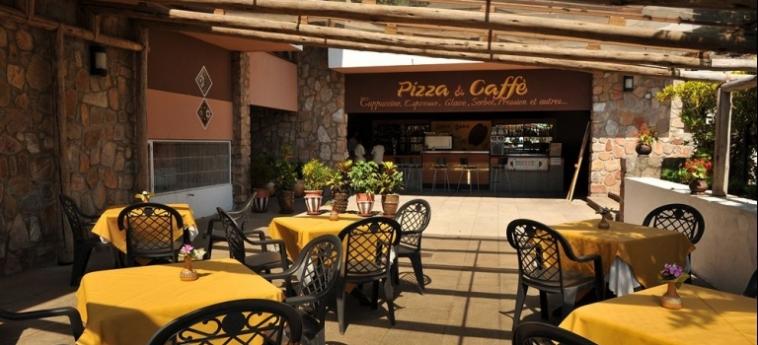 Hotel Club Du Lac Tanganyika: Park BUJUMBURA
