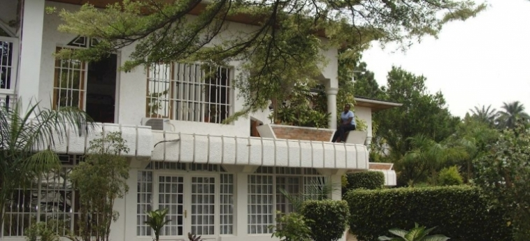 Hotel Kiriri Residence Hôtel: Appartement Minerva BUJUMBURA