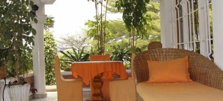 Hotel Kiriri Residence Hôtel: Familienzimmer BUJUMBURA