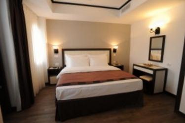 Epoque Hotel - Relais & Chateaux: Schlafzimmer BUKAREST