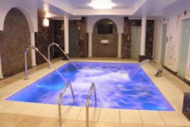 Epoque Hotel - Relais & Chateaux: Swimming Pool BUKAREST