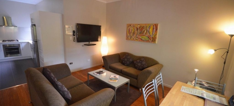 Hotel Cumberland Resort And Spa: Apartment BURNT PINE