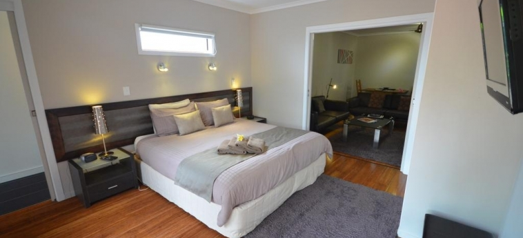 Hotel Cumberland Resort And Spa: Bedroom BURNT PINE
