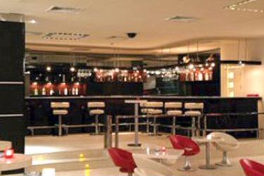 Hotel Grand Almira: Bar BURSA