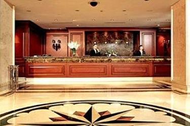 Hotel Grand Almira: Lobby BURSA