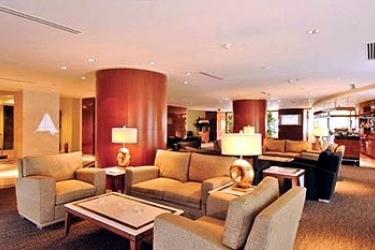 Hotel Grand Almira: Lounge BURSA