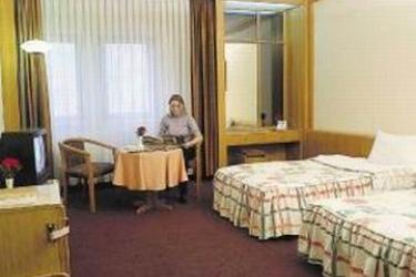 Hotel Grand Almira: Schlafzimmer BURSA