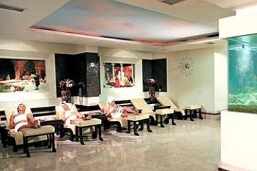 Hotel Grand Almira: Spa BURSA