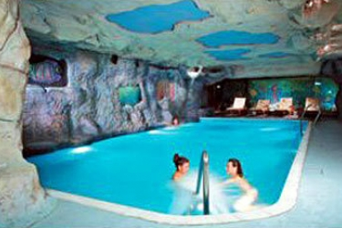 Hotel Grand Almira: Swimming Pool BURSA
