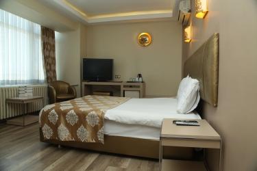 Hotel Artic: Camera Matrimoniale/Doppia BURSA