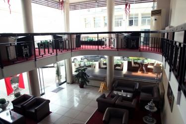 Hotel Artic: Hall BURSA